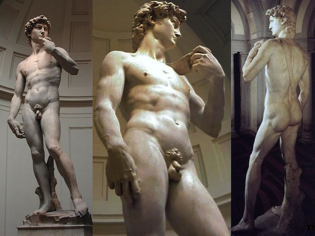 David de Michelangelo (Wikicommons)