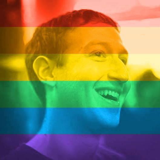 Mark Zuckerberg, o todo poderoso do Facebook, manda seu recado (Reprodução/Facebook)